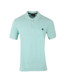 Paul Smith Mens Green S/S Polo Shirt