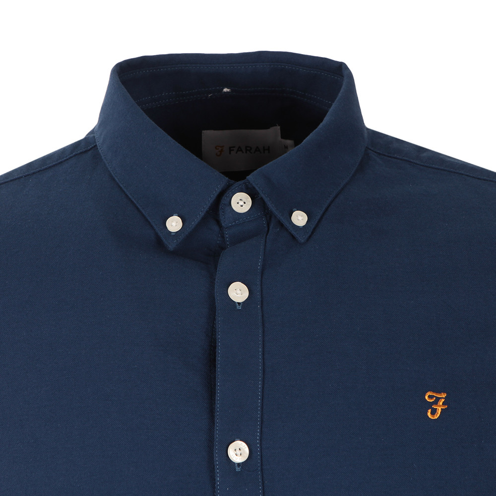 L/S Brewer Oxford Shirt main image