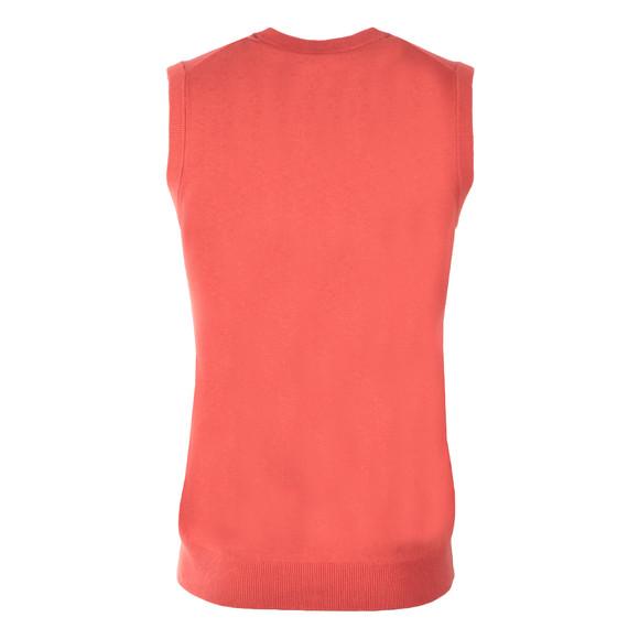 Gant Mens Red Cotton Slipover main image