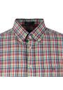 L/S Madras Plaid Check Shirt additional image