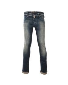Jacob Cohen Mens Blue J622 Limited Edition Jean