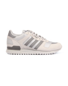 Adidas Originals Mens White ZX 700 Trainers