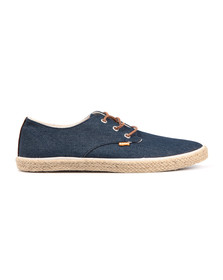 Superdry Mens Blue Skipper Shoe