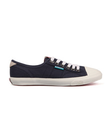Superdry Womens Blue Low Pro Trainer