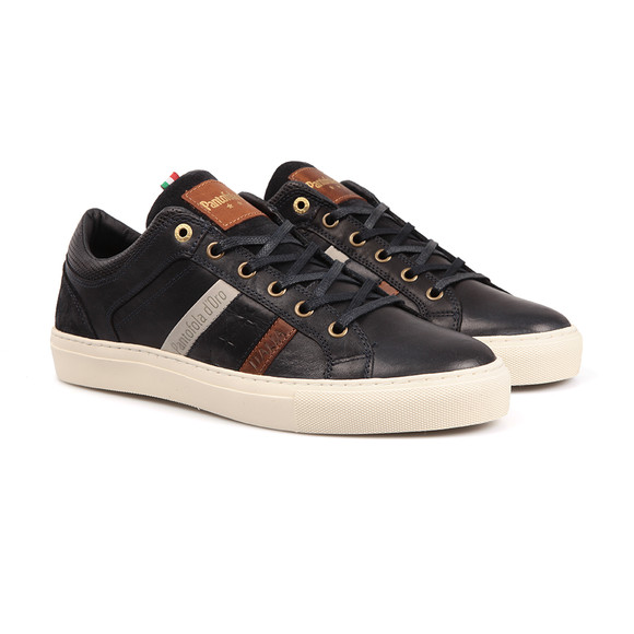 Mens Monza Uomo Low Trainers Pantofola D'oro eeyd2FlW3t