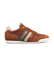 Pantofola d'Oro Mens Brown Vasta Uomo Low Trainer