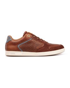 Pantofola d'Oro Mens Brown Auronzo Uomo Low Trainer
