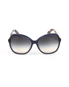 Kate Spade Womens Blue Jolyn Sunglasses
