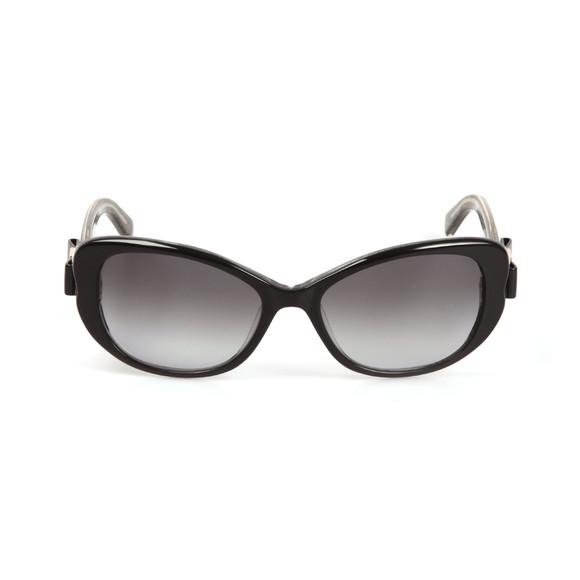 Kate Spade Womens Black Chandra Sunglasses main image