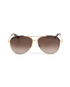 Kate Spade Womens Brown Amarissa Sunglasses
