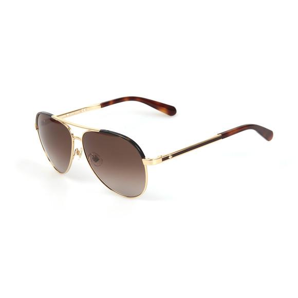 Kate Spade Womens Brown Amarissa Sunglasses main image