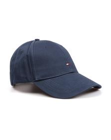 Tommy Hilfiger Mens Blue Classic Cap