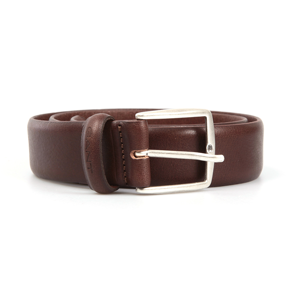 Classic Leather Belt main image