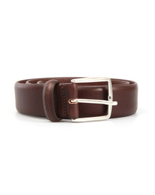 Gant Mens Brown Classic Leather Belt