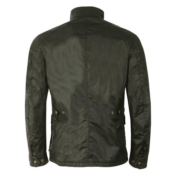 Belstaff Mens Black New Tourmaster Wax Jacket main image