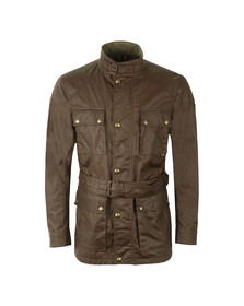 Belstaff Mens Red Roadmaster Jacket
