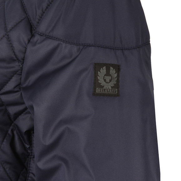 Belstaff Womens Blue Randall Quilted Jacket main image