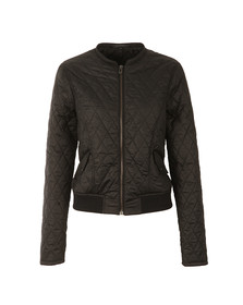 Belstaff Womens Black Cassell Quilted Jacket