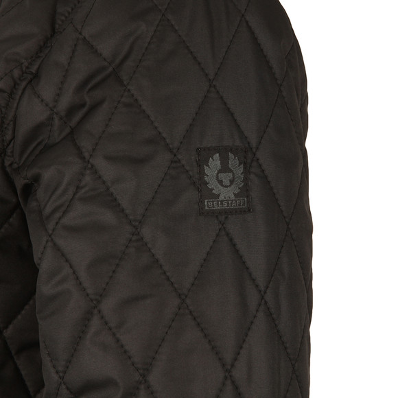 Belstaff Womens Black Cassell Quilted Jacket main image