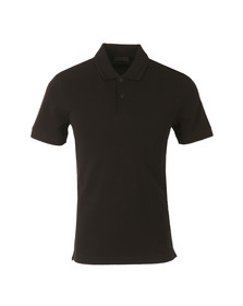Belstaff Mens Black Granard Polo Shirt