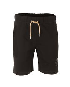 Diesel Mens Black Pan Jersey Short