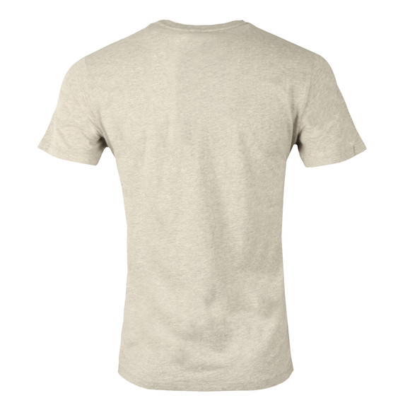 Diesel Mens Grey Joe OA T Shirt main image