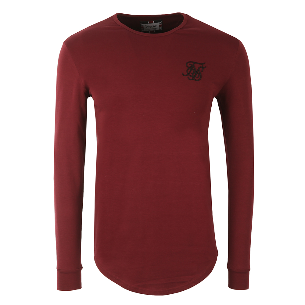 Long Sleeve Gym T Shirt main image