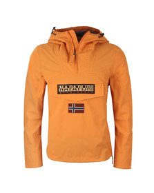 Napapijri Mens Orange Rainforest Summer Jacket