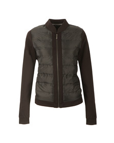 Barbour International Womens Black Breaker Sweat