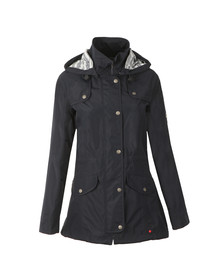 Barbour Lifestyle Womens Blue Trevose Jacket