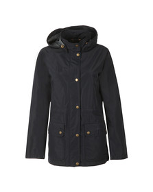 Barbour Lifestyle Womens Blue Cirrus Jacket
