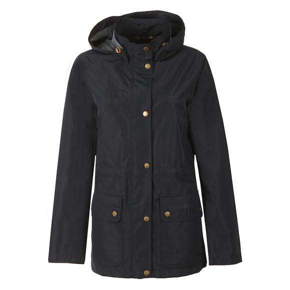 Barbour Lifestyle Womens Blue Cirrus Jacket main image