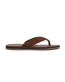 Superdry Mens Brown Cove Sandal