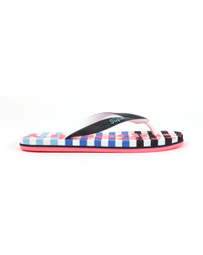 Superdry Womens Multicoloured Eva Stripe Flip Flop