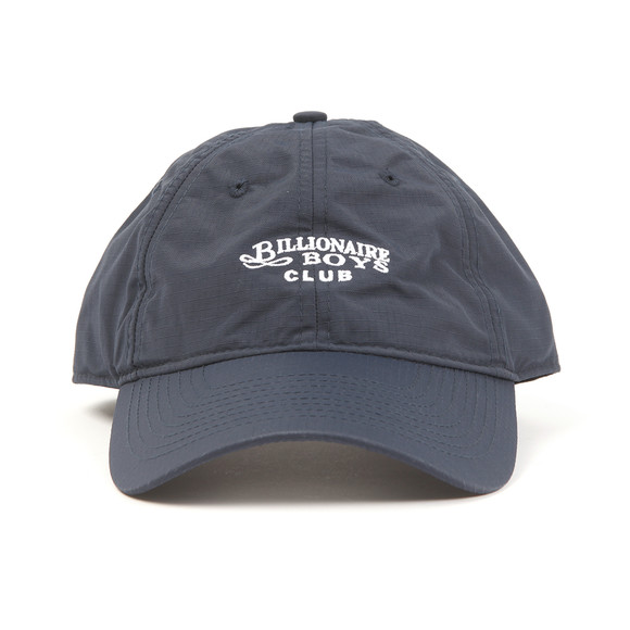 Billionaire Boys Club Mens Blue Nylon Curved Visor Cap main image