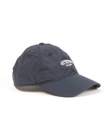 Billionaire Boys Club Mens Blue Nylon Curved Visor Cap