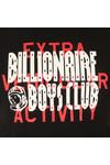 Billionaire Boys Club Mens Black Shuttle Launch T Shirt