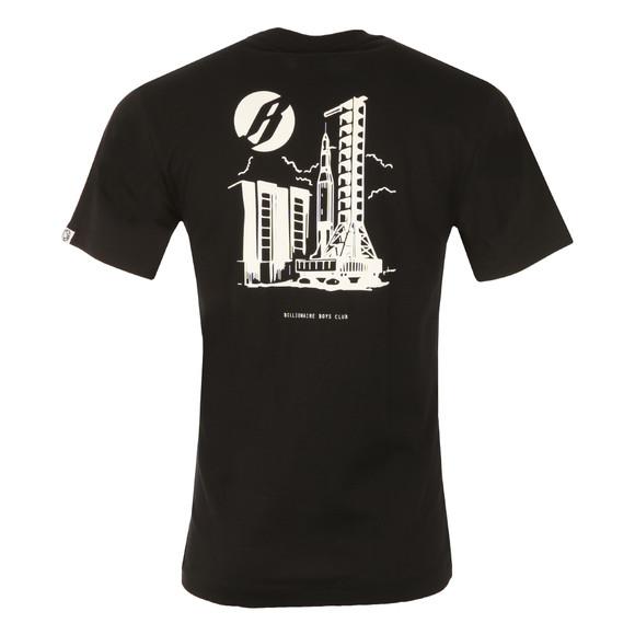 Billionaire Boys Club Mens Black Shuttle Launch T Shirt main image