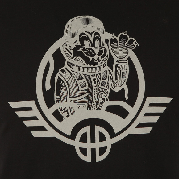 Billionaire Boys Club Mens Black Commander T Shirt main image