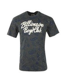 Billionaire Boys Club Mens Blue Galaxy All-Over Print T Shirt