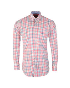 Paul & Shark Mens Multicoloured Multi Check Shirt