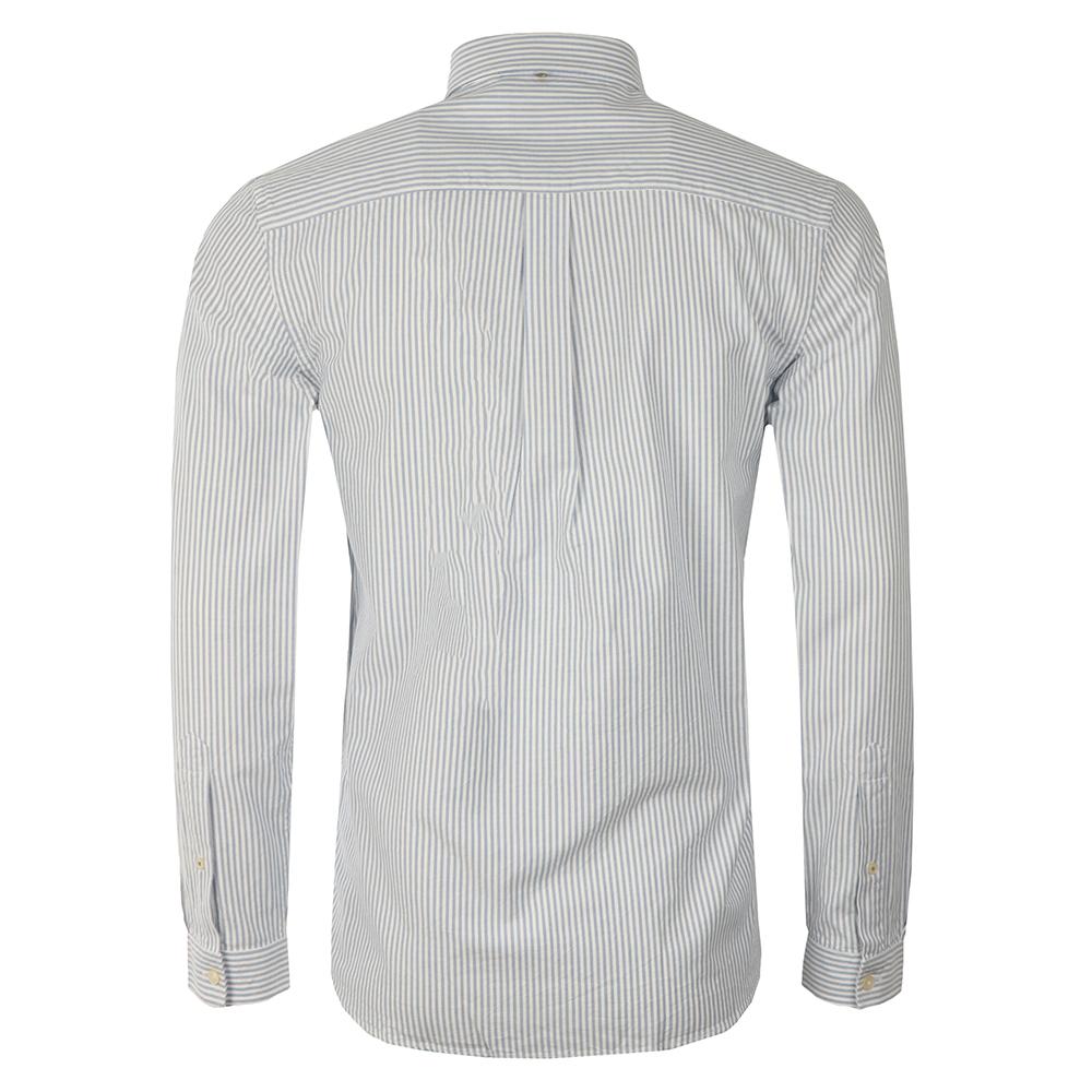 Cheetham Stripe Oxford Shirt main image