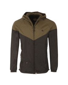 Pretty Green Mens Black Reedbank Jacket