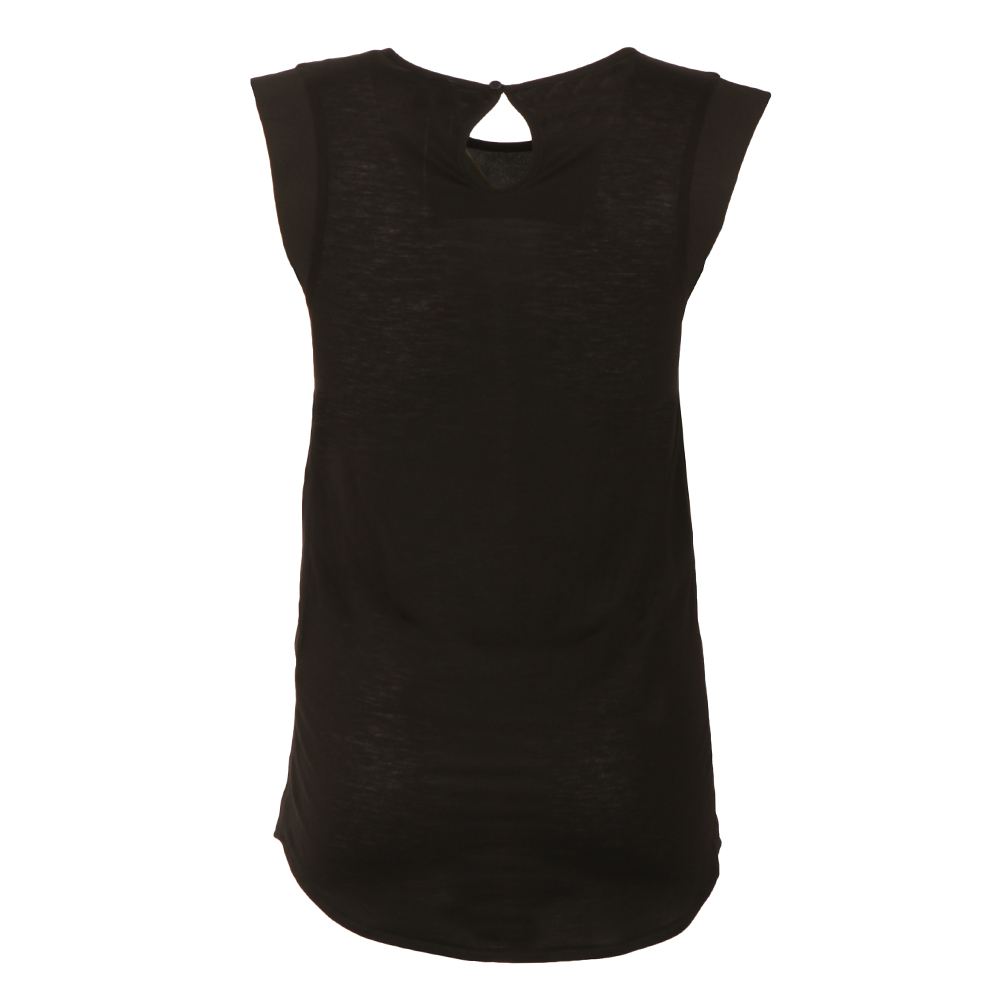 Polly Plains Capped Tee main image