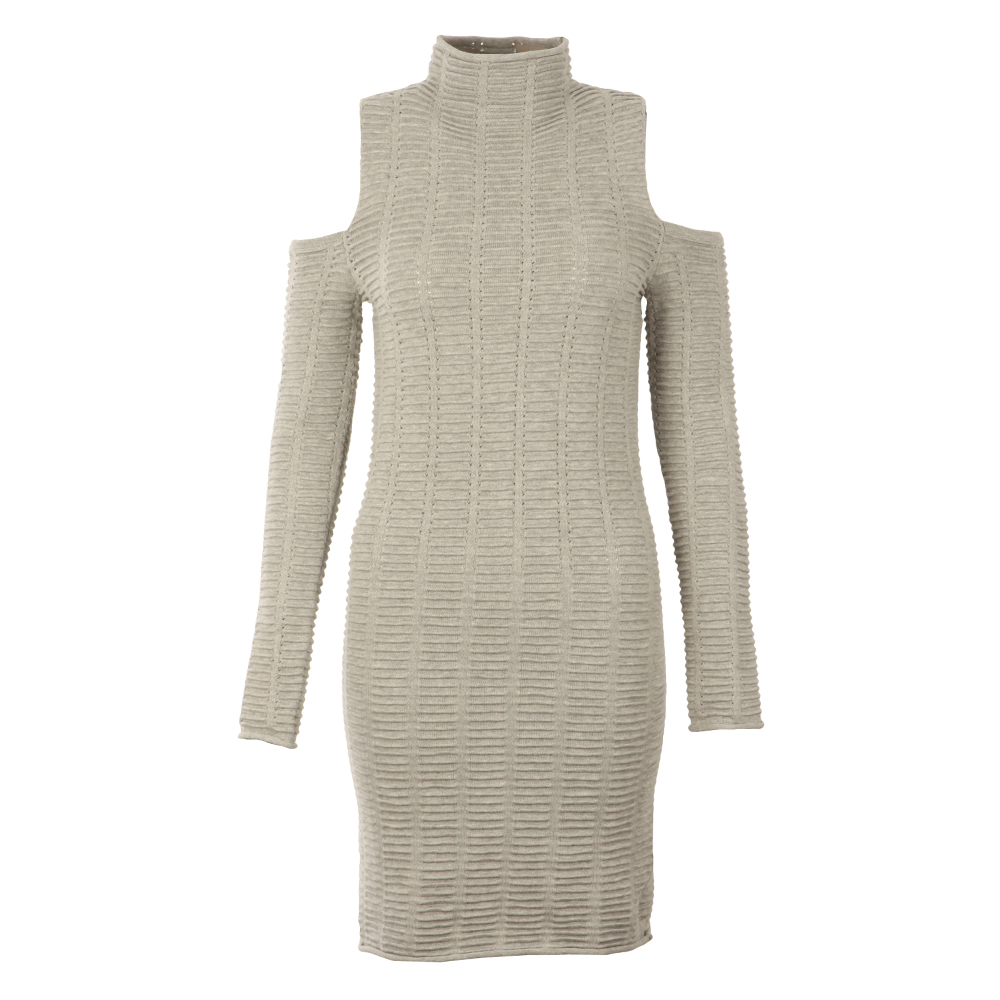 Mozart Ladder Knit Dress