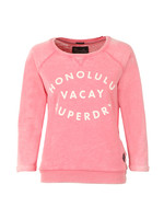 Burnout Pastel Crew Sweat