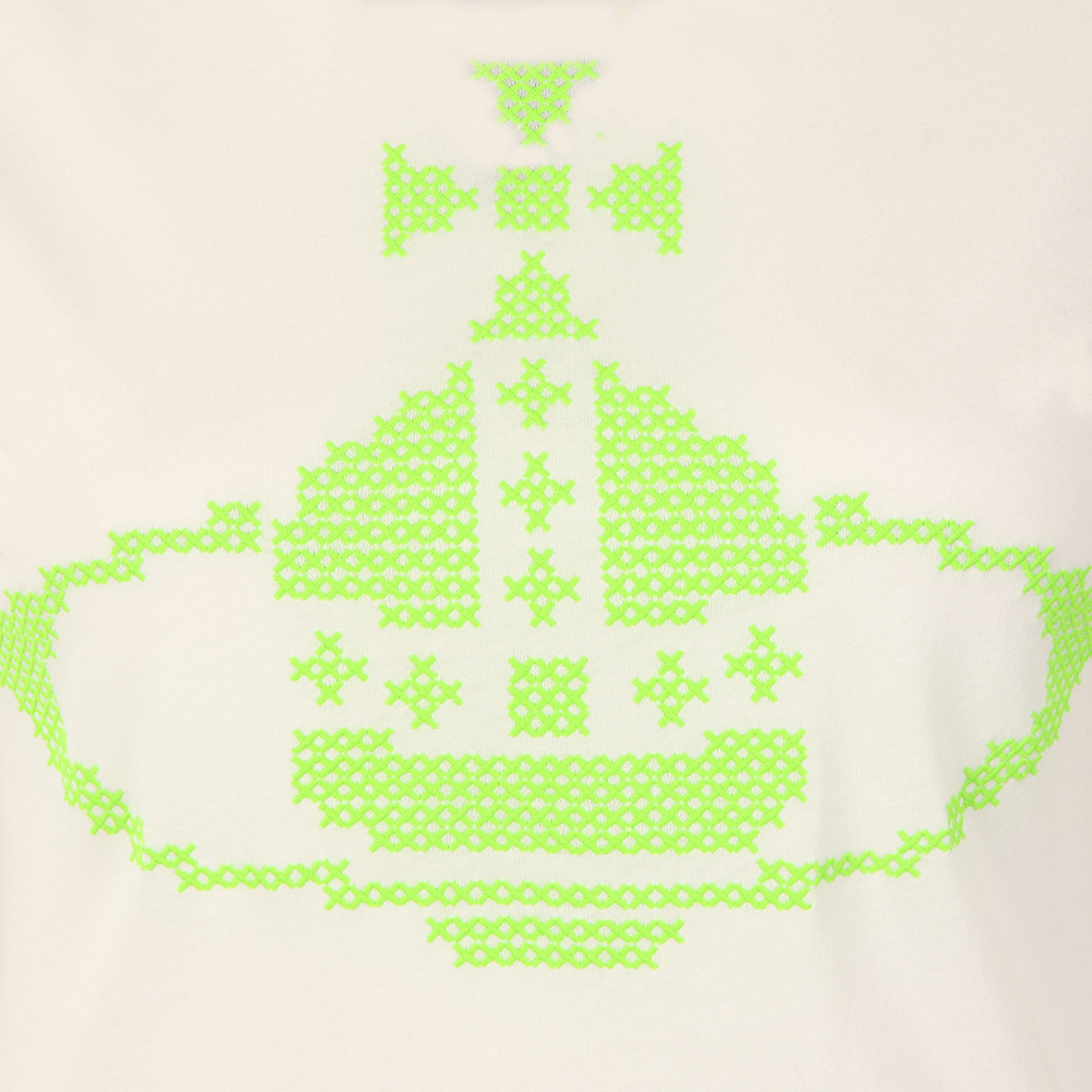 Embroidered Orb T Shirt main image