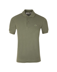 Lacoste Mens Multicoloured L1212 Plain Polo Shirt