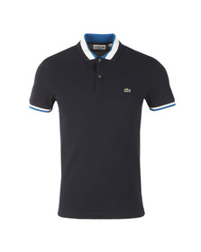 Lacoste Mens Blue PH2011 S/S Polo