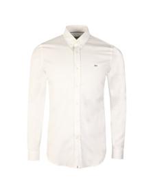 Lacoste Mens White L/S CH5891 Shirt